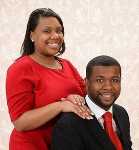 Pastor C.J. Hoyle & Lady Shawnetta Hoyle